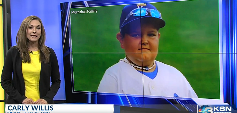 Trucking company rallying around 10-year-old boy in need of kidney