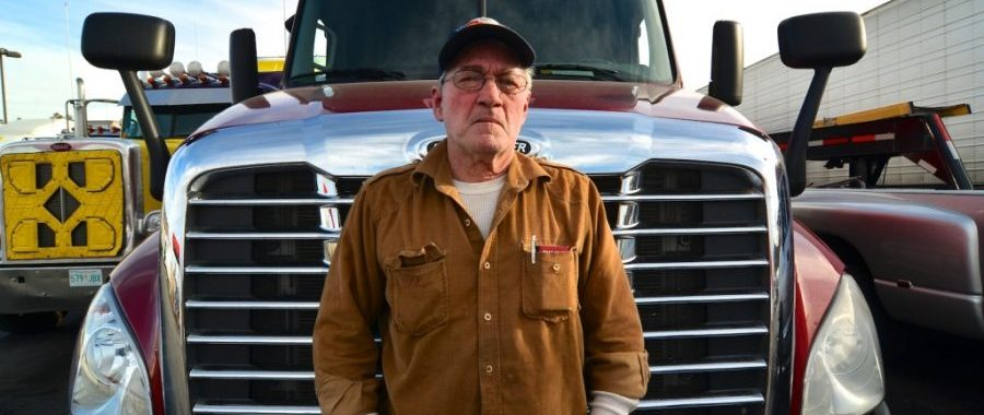 Automation Isn't About to Make Truckers Obsolete