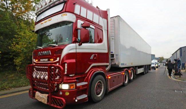 Community in 'complete shock' over truck driver's arrest